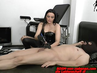 german bdsm fetish domina hookah fuck the penis