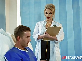 Blonde, Couple, Doctor, Pornstar, Pussy,
