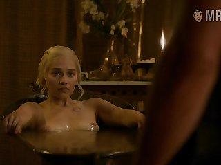 Mother of dragons clearly wants to fuck a stranger