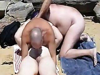 Beach Triumvirate