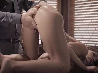 Anal for the needy election chick take a glorious tryout