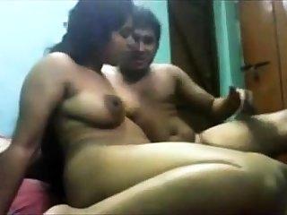 Indian Desi nasty gangbang