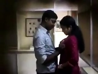 Indian Bhabhi Fucked superior to before Hidden Cam Voyeur