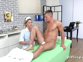 ViPissy - Claudia Macc - Be concerned Wide Action