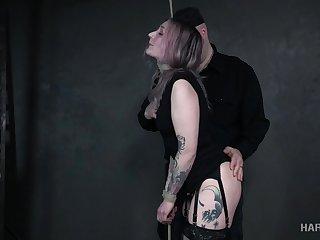 Some rough masturbation suits for really dutiful bitch Rose Quartz