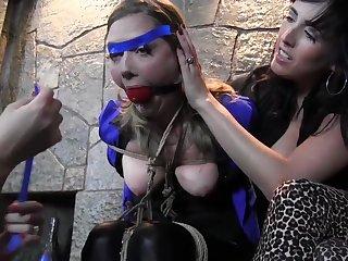 Randy BDSM femdom
