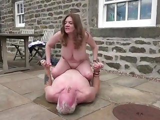 Sex Thither A catch Old Man Daddy