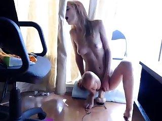 webcam squirt